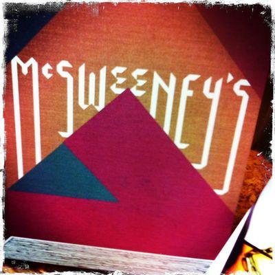 Mcsweeneys 37