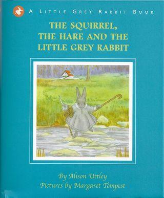 Squirrelharelgreyrabbit